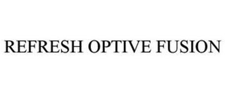 REFRESH OPTIVE FUSION