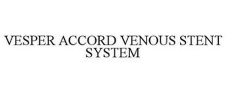 VESPER ACCORD VENOUS STENT SYSTEM