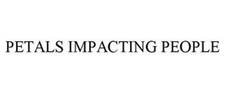 PETALS IMPACTING PEOPLE