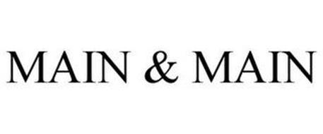 MAIN & MAIN