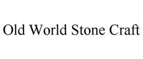 OLD WORLD STONE CRAFT