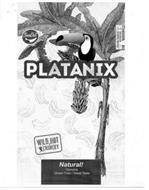 BOCADELI 0 GRAMS TRANS FAT GLUTEN FREE PLATANIX WILD, HOT CRUNCHY NATURAL! GENUINE GLUTEN FREE / GREAT TASTE