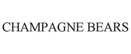 CHAMPAGNE BEARS