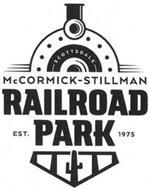 SCOTTSDALE MCCORMICK-STILLMAN RAILROAD PARK EST. 1975