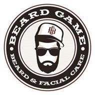BEARD GAME BEARD & FACIAL CARE BG