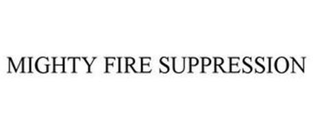 MIGHTY FIRE SUPPRESSION