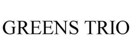 GREENS TRIO
