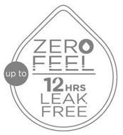 ZERO FEEL UP TO 12 HRS LEAK FREE