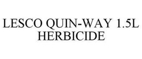 LESCO QUIN-WAY 1.5L HERBICIDE