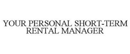 YOUR PERSONAL SHORT-TERM RENTAL MANAGER