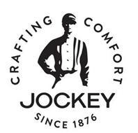 JOCKEY CRAFTING COMFORT SINCE 1876