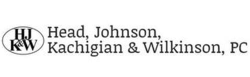 HJK&W HEAD, JOHNSON, KACHIGIAN & WILKINSON, PC