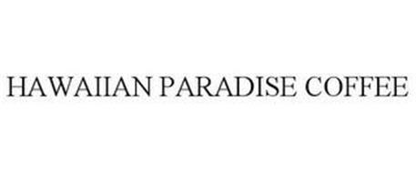 HAWAIIAN PARADISE COFFEE