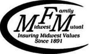 MIDWEST FAMILY MUTUAL INSURING MIDWEST VALUES SINCE 1891