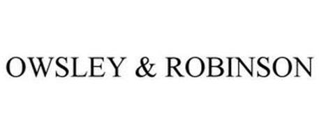 OWSLEY & ROBINSON