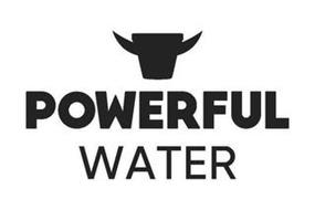 POWERFUL WATER