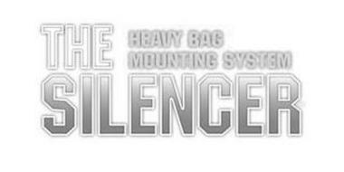 THE SILENCER HEAVY BAG MOUNTING SYSTEM