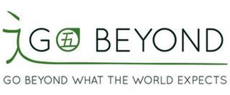 GO BEYOND GO BEYOND WHAT THE WORLD EXPECTS