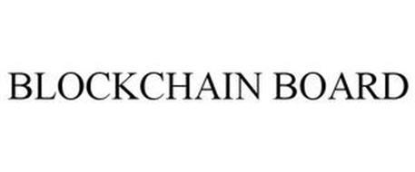 BLOCKCHAIN BOARD