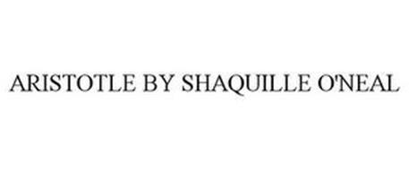 ARISTOTLE BY SHAQUILLE O'NEAL