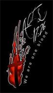 ACTS 17:26 WE ARE ONE BLOOD