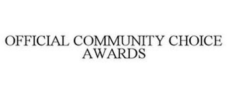 OFFICIAL COMMUNITY CHOICE AWARDS