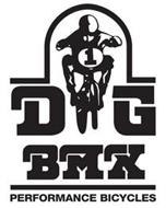 DG BMX PERFORMANCE BICYCLES 1