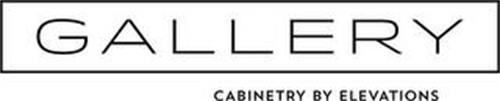 GALLERY CABINETRY BY ELEVATIONS