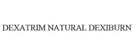 DEXATRIM NATURAL DEXIBURN