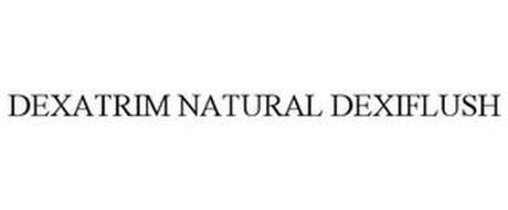 DEXATRIM NATURAL DEXIFLUSH