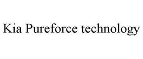 KIA PUREFORCE TECHNOLOGY