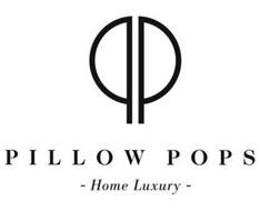 PILLOW POPS - HOME LUXURY -