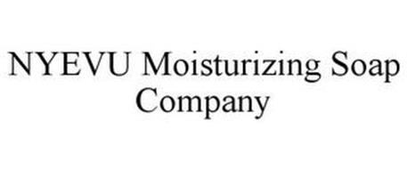 NYEVU MOISTURIZING SOAP COMPANY