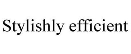 STYLISHLY EFFICIENT