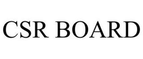 CSR BOARD