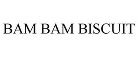 BAM BAM BISCUIT