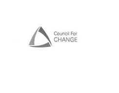 COUNCIL FOR CHANGE
