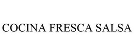 COCINA FRESCA SALSA