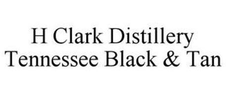 H CLARK DISTILLERY TENNESSEE BLACK & TAN