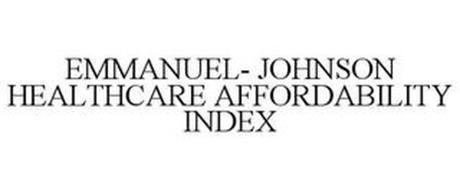 EMMANUEL- JOHNSON HEALTHCARE AFFORDABILITY INDEX