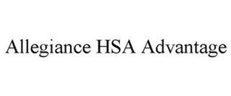 ALLEGIANCE HSA ADVANTAGE
