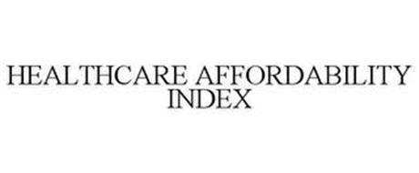 HEALTHCARE AFFORDABILITY INDEX