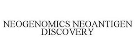 NEOGENOMICS NEOANTIGEN DISCOVERY