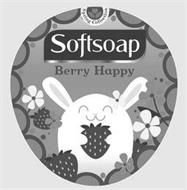 SPRING COLLECTION SOFTSOAP BERRY HAPPY