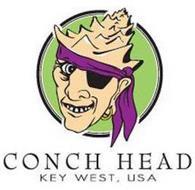 CONCH HEAD KEY WEST, USA