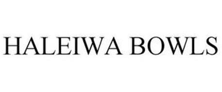 HALEIWA BOWLS