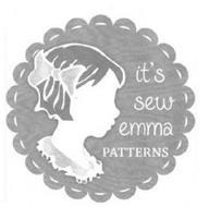 IT'S SEW EMMA PATTERNS