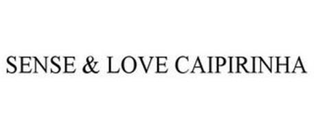 SENSE & LOVE CAIPIRINHA