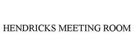 HENDRICKS MEETING ROOM