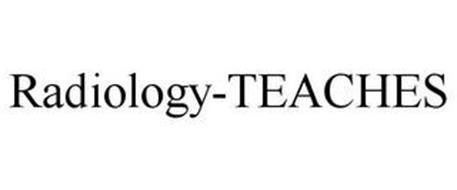 RADIOLOGY-TEACHES